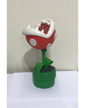 Planta Carnívora de biscuit ( Mario Bros )