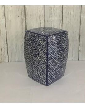 Seat Garden de cerâmica azul