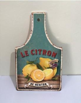 Tábua Decorativa Limão