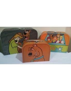 Trio de Maletas Scooby Doo